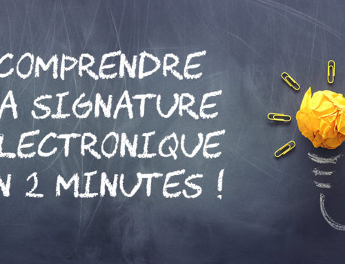 Understand the electronic signature in 2 minutes