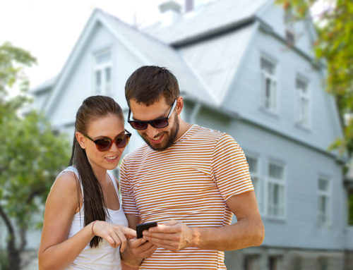 Electronic signature in real estate